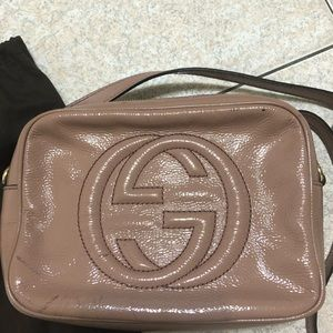 Gucci Bags - *Authentic*Gucci Soho Disco crossbody bag